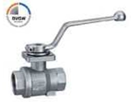 Jual BEE-One, Two Or Three Piece Ball Valves Made Of Stainless Steel