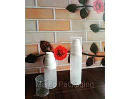 Jual Botol White Frosted 30ml & 50ml