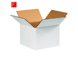 Jual karton box carton box white kraft