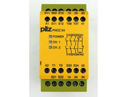 Pilz - Safety Relay Pnoz X4 24vdc (774730)