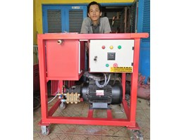 Jual Pompa Hydrotest Pressure 350 Bar - Piston Pumps For Leakage Test