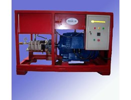Jual Pompa Hydrotest 350 Bar - Piston Pumps For Leakage Test