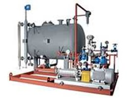 Jual GESTRA systems engineering - Condensate tank type SDL