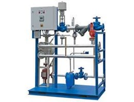Jual GESTRA systems engineering - Heat transfer system type PWT-XPS