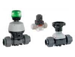 Jual GEMÜ - Diaphragm valves made of plastic