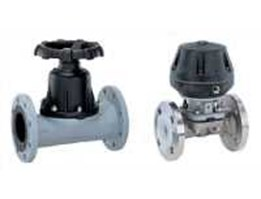 Jual GEMÜ - Membrane / deep diaphragm valves made of metal