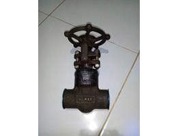 Jual Globe Valve Class #800 Forged Steel A105