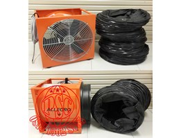 """Jual Blower 16"""" Explosion-Proof High Output Allegro Safety"""