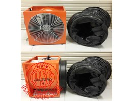 """Jual Blower 20"""" Explosion-Proof High Output Allegro Safety"""
