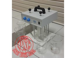Jual Jar Test Flocculators FP4 Velp Scientifica