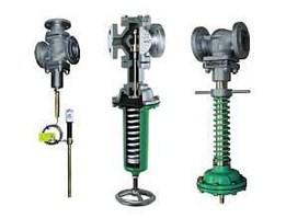 Jual RTK Valves - Controls without auxiliary power