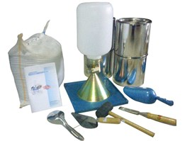 Jual Sand Cone Test Sets