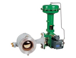 Fisher Control Valve Pneumatic Actuators