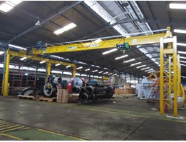 Jual Over Head Crane Hoist STAHL