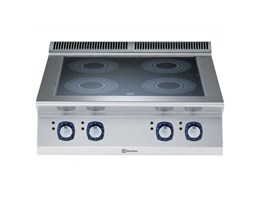 Jual Electrolux 700XP 4 Hot Plate Electric Induction Cooking Top Range