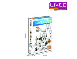 Jual Liveo Lv 222 Magic Telescopic Tangga Lipat