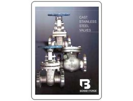 Jual Bonney Forge forged valves, fittings