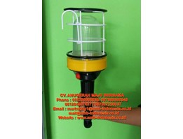 Working Lamp Explosion Proof Warom BSX-60 24Vdc Hand Lamp