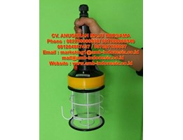 Working Lamp Ex Proof Incandescent Warom BSX-60 Hand Lamp