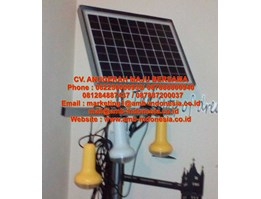 Jual Lampu Led Solar Panel Qinsun SLD 70 Led Solar Cell