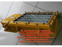 Jual Lampu Sorot Ex-Proof Metal Hilide Mercury Warom BAT 53