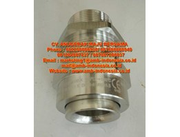 Jual Cable Gland Armoured Ex Proof Metric M20 M25 M40 M50