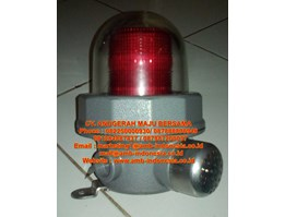 Jual Lamp Obsatcle Explosion Proof Obstruction Lamp Strobo Light