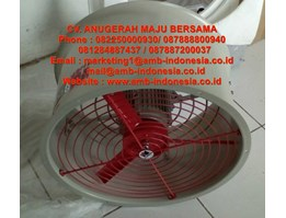 Blower Fan Explosion Proof HRLM CBF Axial Flow Fan