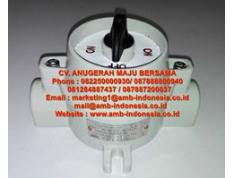 Jual Selector Switch Explosion Proof HRLM SW10 Switch Selector