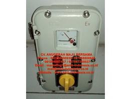 Jual Local Control Station Ex Proof HRLM LBZ-LCZ Control Station