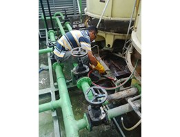 Jual Ducting Installation