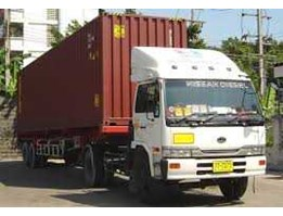 Trucking Container 20 ft dan 40 ft