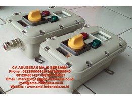 Jual Local Control Unit Explosion Proof HRLM LCZ Control Station