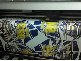 Jersey Printing Sublimation