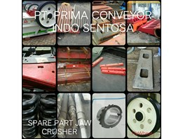 Jual Jaw Plate Crusher