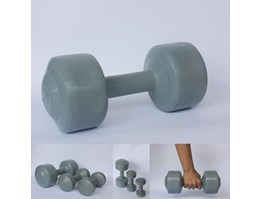 Jual Dumble barbel dumbel barble barbell plastik
