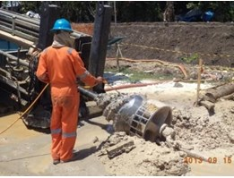 Jual Horizontal Directional Drilling