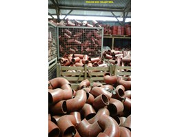 Jual PIPA CAST IRON & FITTING