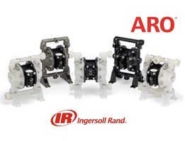 Jual Ingersoll-Rand ARO Compact-Series Air Operated Double Diaphragm Pumps