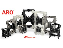 Jual Ingersoll-Rand ARO EXP-Series Air Operated Double Diaphragm Pumps