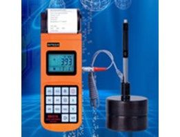 Mitech MH310 Leeb Hardness Tester with Software and Cable