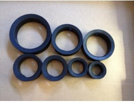 Rubber Butterfly Valve