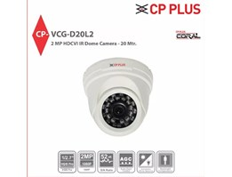 Cctv IR Dome Camera Cp Plus Cp-Vcg-D20l2