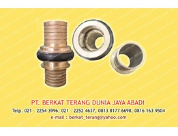 Jual COUPLING FIRE HOSE size 1/2 inch