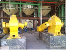 CBIP Industrial MODIPALM Sludge Centrifuge Low Speed Separator
