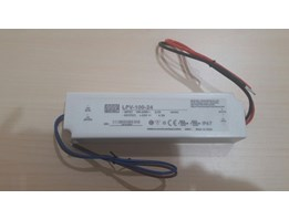 Jual LED Power Supply Mean Well LPV-100-24