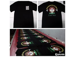 Jual Jual Kaos Distro SH Terate - High Quality, Berkualitas