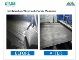 Food Grade Cleaning Dry Ice Blasting