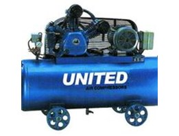 United Air Compressors Two Stages