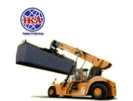 Jual Reach Stacker Forklift 45 Ton